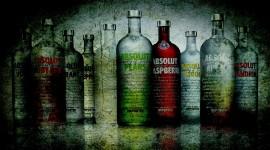 4K Vodka Wallpaper