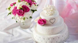 4K Wedding Cakes Photo Download
