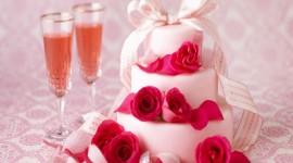 4K Wedding Cakes Wallpaper
