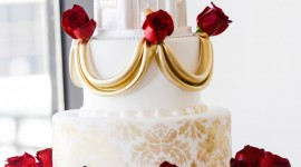 4K Wedding Cakes Wallpaper For IPhone