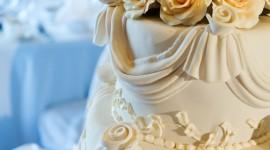 4K Wedding Cakes Wallpaper For Mobile