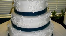 4K Wedding Cakes Wallpaper For Mobile#1