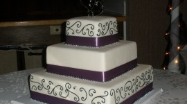 4K Wedding Cakes Wallpaper Full HD