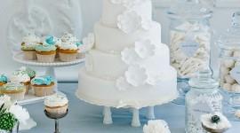 4K Wedding Cakes Wallpaper HQ