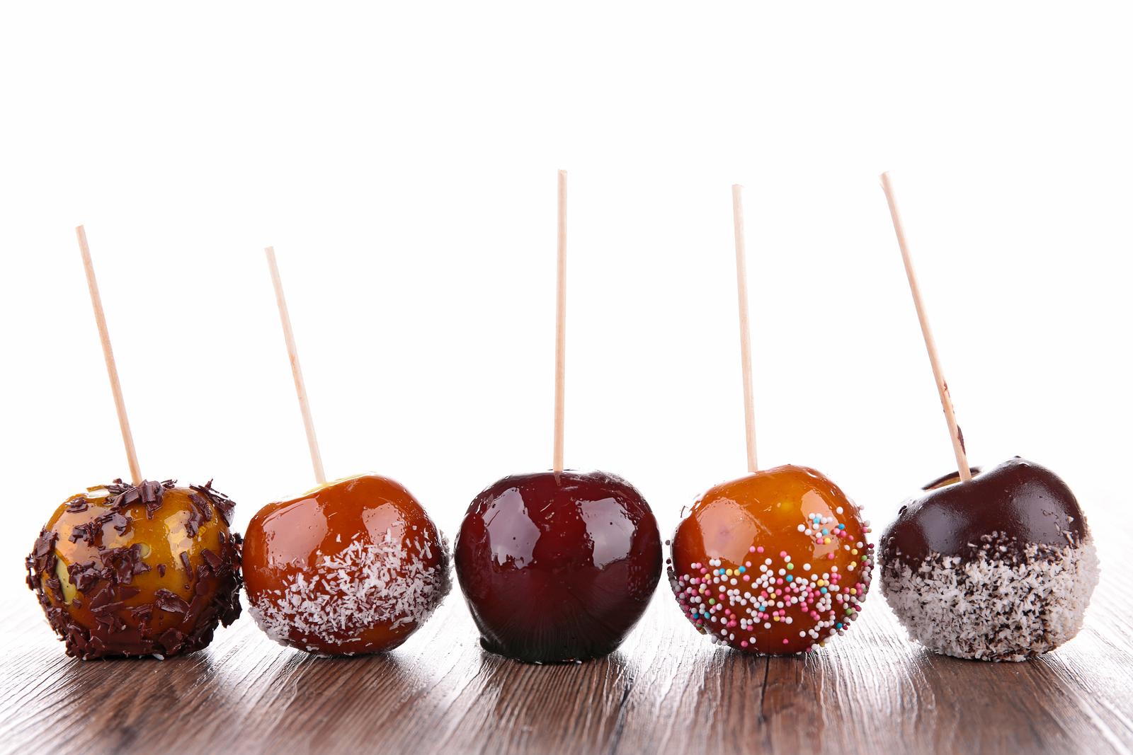 Яблоки в карамели: пошаговый рецепт в домашних условиях 87