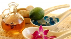 Aromatherapy Wallpaper Full HD