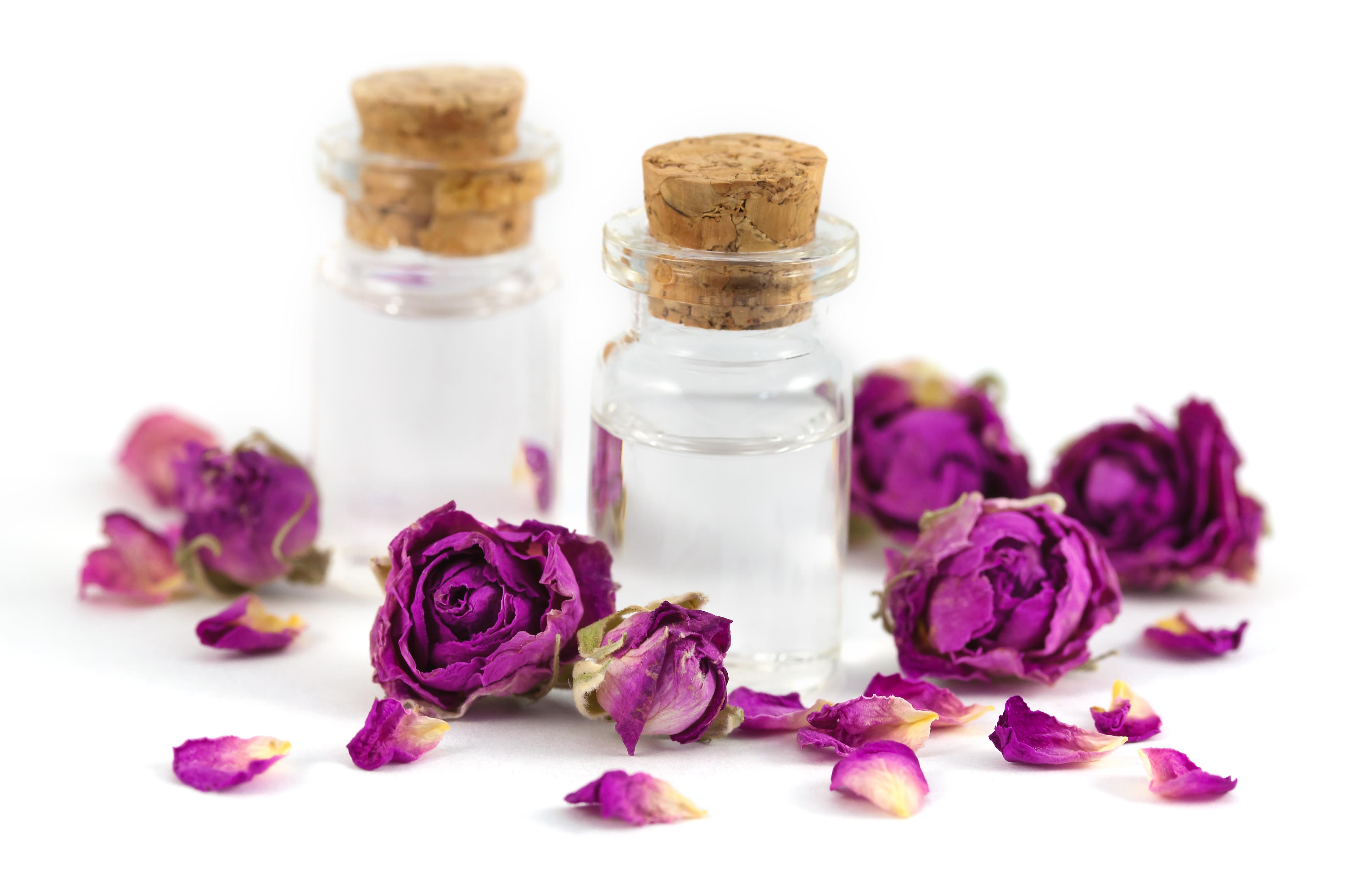Как сделать духи из лепестков розы 87