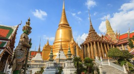Bangkok Wallpaper Download Free