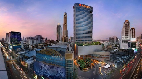 Bangkok wallpapers high quality
