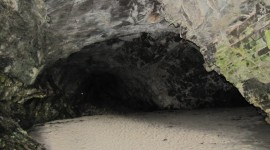 Beach With Caves Photo#3