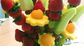 Berry Bouquet Photo Download