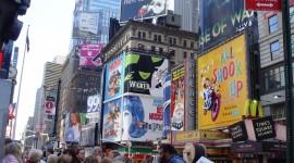 Broadway Wallpaper Free