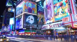 Broadway Wallpaper HD
