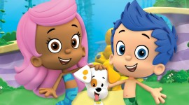 Bubble Guppies Desktop Wallpaper HD