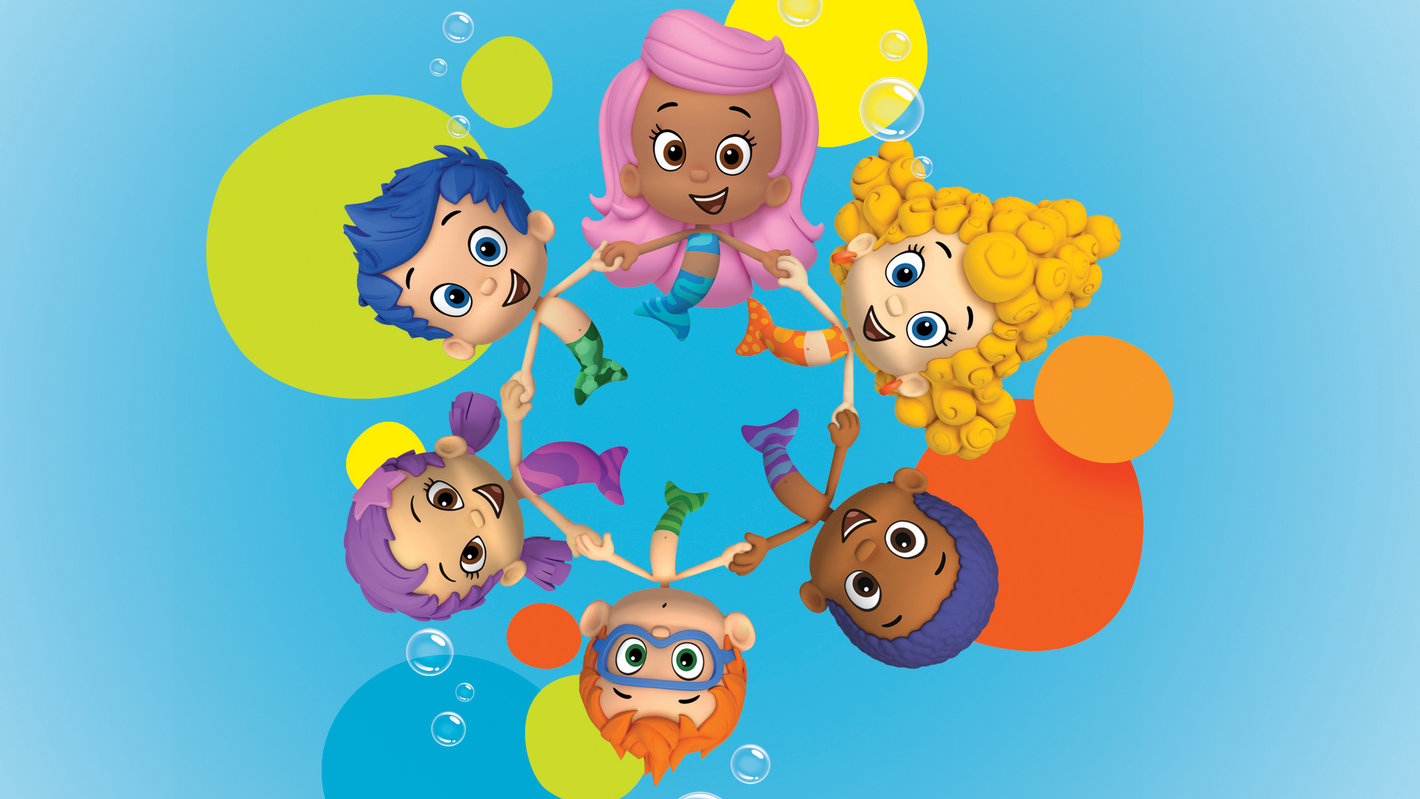 Bubble guppies wallpapers high quality download free - Bubulles guppies ...