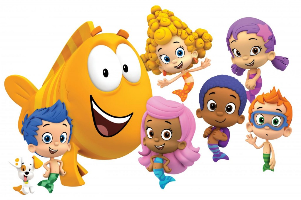 Bubble Guppies wallpapers HD