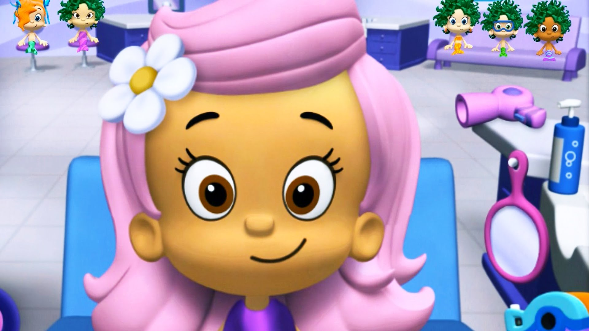 bubble guppies wallpapers high quality | download free