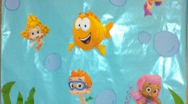 Bubble Guppies Wallpaper For Android