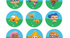 Bubble Guppies Wallpaper For IPhone