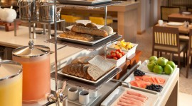 Buffet Breakfast Wallpaper Free
