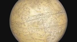 Celestial Globe Wallpaper