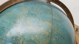 Celestial Globe Wallpaper HQ