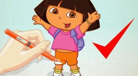 Dora the Explorer Desktop Wallpaper For PC
