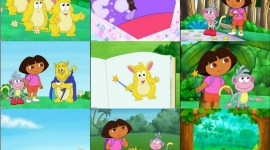 Dora the Explorer Pics