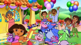 Dora the Explorer Picture Download