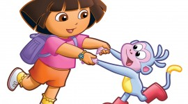 Dora the Explorer Wallpaper For PC