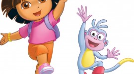 Dora the Explorer Wallpaper Free