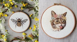 Embroidery Pics