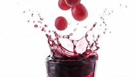 Grape Juice Wallpaper For IPhone