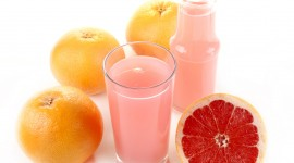 Grapefruit Juice Wallpaper