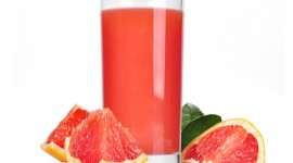 Grapefruit Juice Wallpaper Full HD