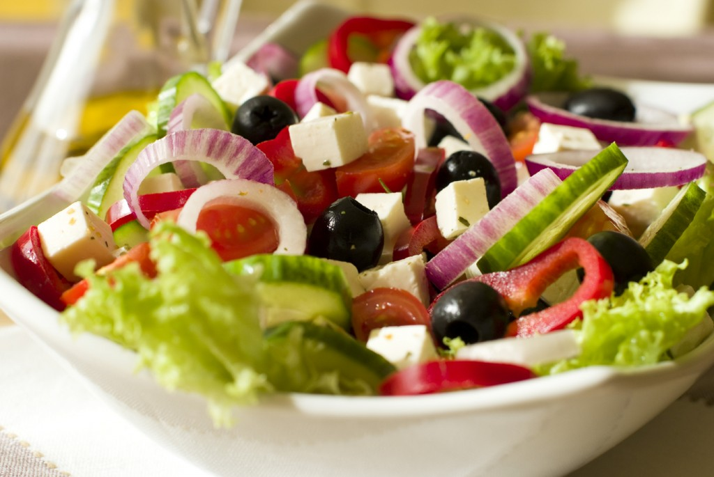 Greek Salad wallpapers HD