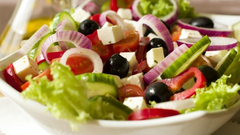 Greek Salad wallpapers high quality