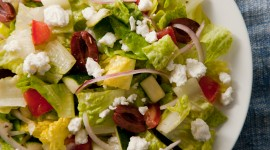 Greek Salad Wallpaper For PC