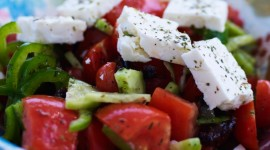 Greek Salad Wallpaper Gallery