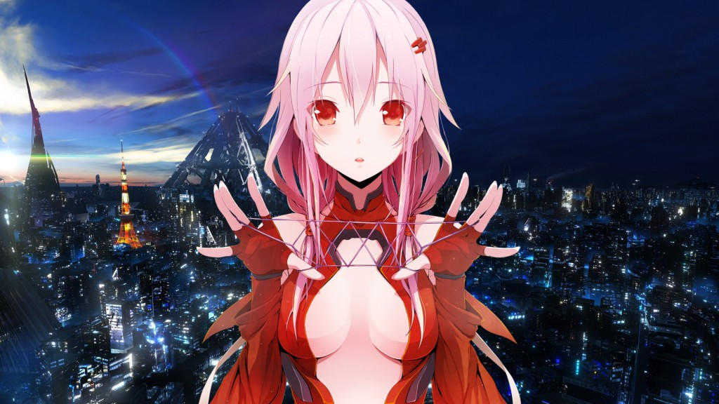 Guilty Crown wallpapers HD