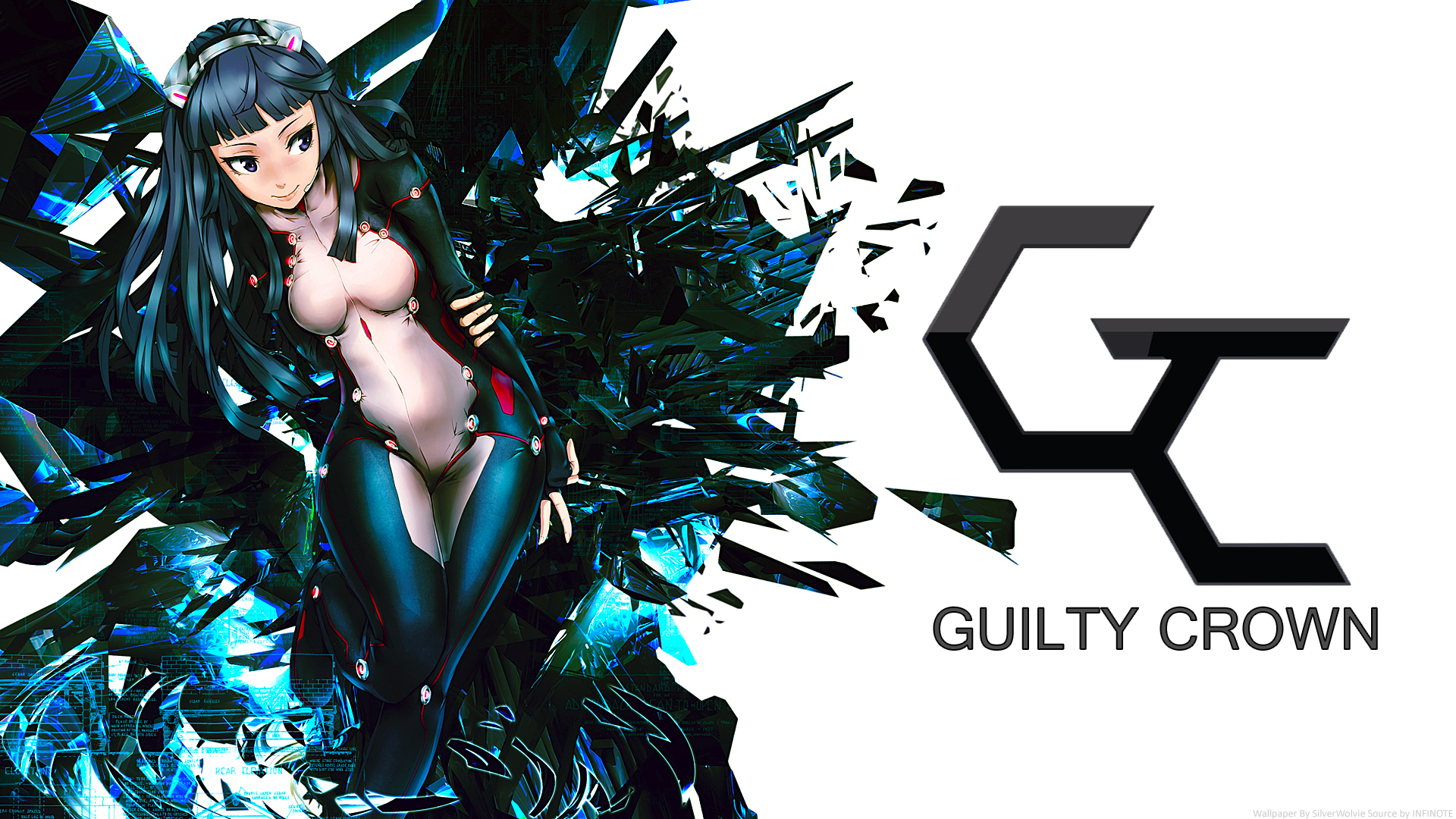 guilty crown 1080p