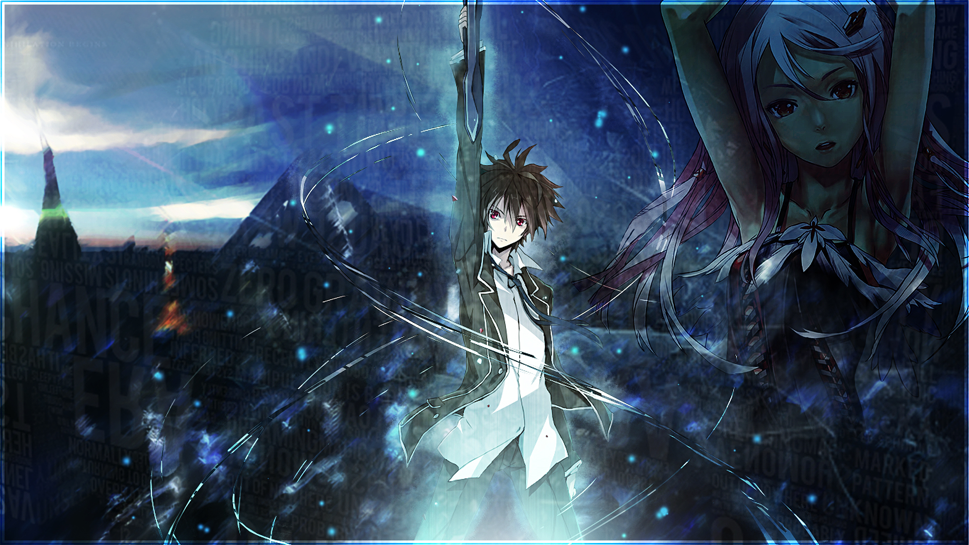 Guilty Crown Wallpapers High Quality | Download Free