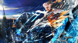 Guilty Crown Wallpaper HQ