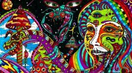 Hallucinations Desktop Wallpaper HD