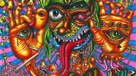 Hallucinations Wallpaper For Desktop