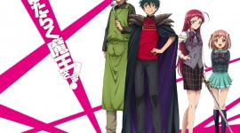 Hataraku Maou-sama! Picture Download