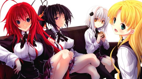 High School DxD wallpapers high quality