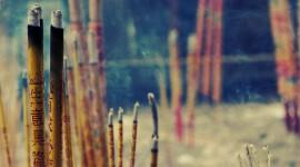 Incense Wallpaper Full HD