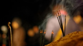 Incense Wallpaper High Definition