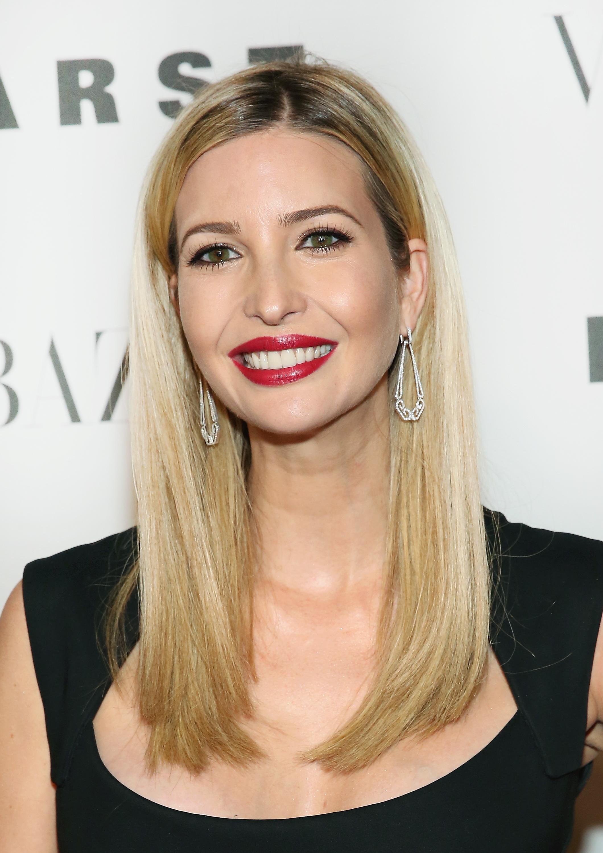 Ivanka trump 2018 hair